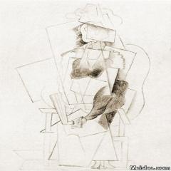 [毕加索作品1912-1916]Pablo Ruiz Picasso