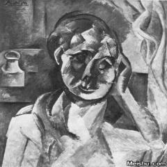 [毕加索作品1907-1911]Pablo Ruiz Picasso