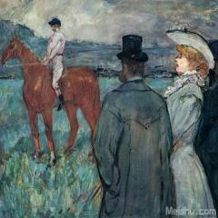 图卢兹·劳特累克(12)Henri de Toulouse-Lautrec