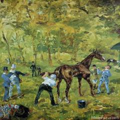 图卢兹·劳特累克(7)Henri de Toulouse-Lautrec