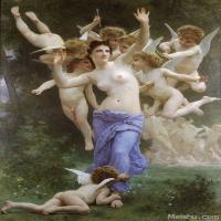 威廉·阿道夫·布格罗Bouguereau, William-Adolphe(3)