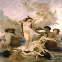 威廉·阿道夫·布格罗Bouguereau, William-Adolphe(2)