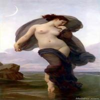 威廉·阿道夫·布格罗Bouguereau, William-Adolphe(4)