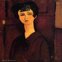 阿梅代奥·莫迪利亚尼(6)Amedeo Modigliani