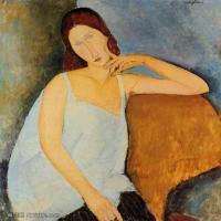 阿梅代奥·莫迪利亚尼(7)Amedeo Modigliani