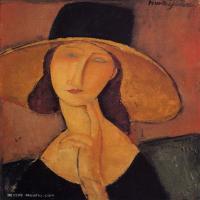 阿梅代奥·莫迪利亚尼(3)Amedeo Modigliani