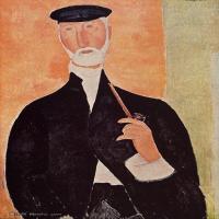 阿梅代奥・莫迪利亚尼(4)Amedeo Modigliani