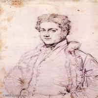 让-奥古斯特多米尼克安格尔(4)Jean Auguste Dominique In (图文)