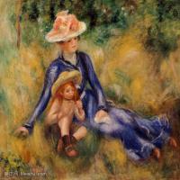 皮埃尔・奥古斯特・雷诺阿(22)Pierre-Auguste Renoir