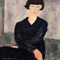 阿梅代奥·莫迪利亚尼(1)Amedeo Modigliani