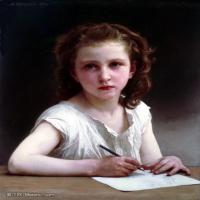 威廉·阿道夫·布格罗(2)Bouguereau, William-Adolp