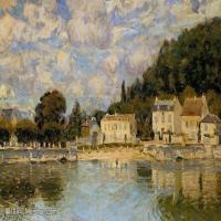 阿尔弗莱德·西斯莱(15)Alfred Sisley