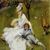 皮埃尔·奥古斯特·雷诺阿(3)Pierre-Auguste Renoir