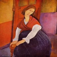 阿梅代奥·莫迪利亚尼(2)Amedeo Modigliani