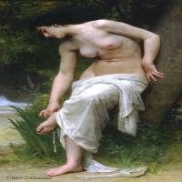 威廉·阿道夫·布格罗Bouguereau, William-Adolphe(1)