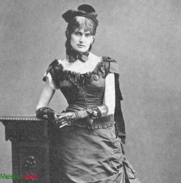 贝尔特,莫里索Berthe Morisot