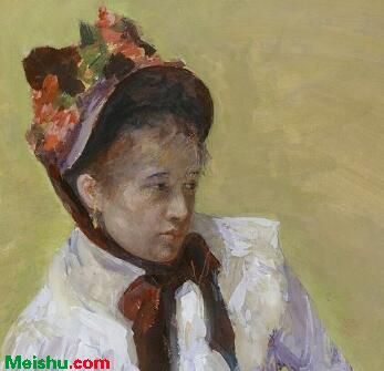 玛丽・卡萨特Mary Cassatt
