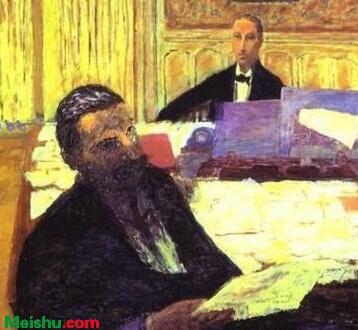 皮埃尔・博纳尔Pierre Bonnard