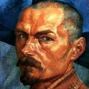 库兹马.彼得罗夫Kuzma Petrov-Vodkin