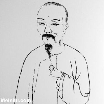 惲壽平(惲南田)
