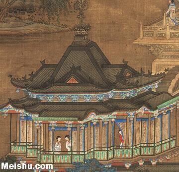 清代宫廷画家张震、张为邦、张廷彦--《文物》1987年12期