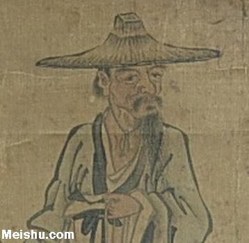 浙派之祖,明代画家戴进作品欣赏