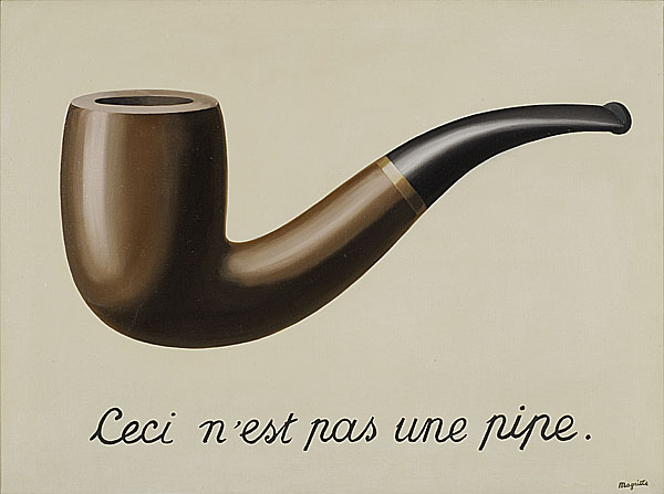 马格里特 Magritte Rene