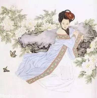 史上传奇12名美女,更是名垂千史的书画家