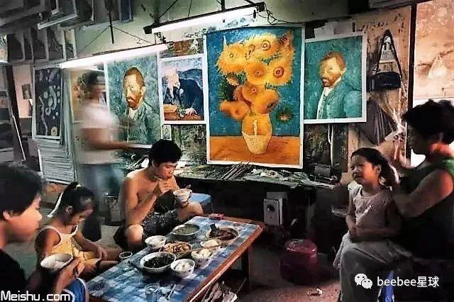 为什么美国黑手党每年要在深圳大芬村买一万多幅画?
