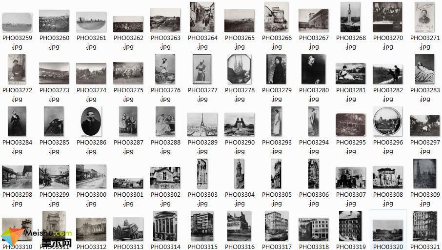 美术网FX059(04)[5500幅经典摄影作品集]西方欧美大师经典摄影作品图库下载-1078张-93MB