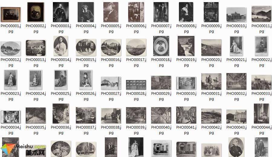 美术网FX059(01)[5500幅经典摄影作品集]西方欧美大师经典摄影作品图库下载-1085张-82MB