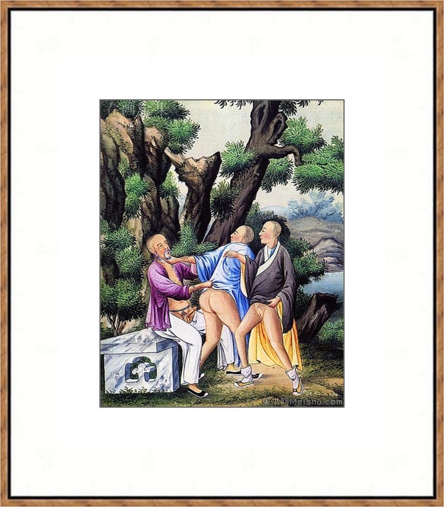 中国古代春宫绘画全集