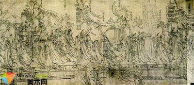 中國宋朝時期-中國美術史(5)