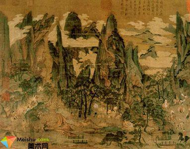 中國隋唐時期-中國美術史(4)