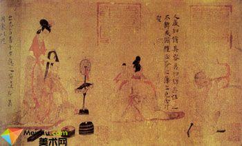 中國魏晉南北朝時期-中國美術史(3)