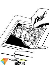 版画技法-版画的技术与特性