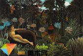 后期印象派艺术-十八至十九世纪美术史(7)
