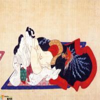 日本与中国的春宫画之别