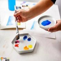 实用水彩技法小知识,让水彩变得更简单!