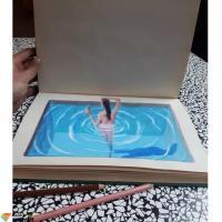 跃然于纸上,这样的3D绘画才叫酷