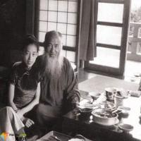 """娶了10个老婆,中国最贵画家张大千说:""""再老也要谈恋爱"""""""