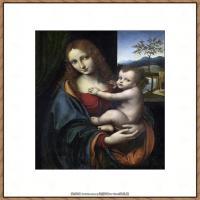 世界著名绘画大师达芬奇DaVinci油画作品高清大图蒙娜丽莎达芬奇世界著名油画作品高清图片 (67)