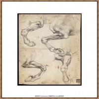 世界著名绘画大师达芬奇DaVinci油画作品高清大图蒙娜丽莎达芬奇世界著名油画作品高清图片 (100)
