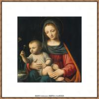 世界著名绘画大师达芬奇DaVinci油画作品高清大图蒙娜丽莎达芬奇世界著名油画作品高清图片 (72)