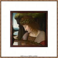 世界著名绘画大师达芬奇DaVinci油画作品高清大图蒙娜丽莎达芬奇世界著名油画作品高清图片 (94)