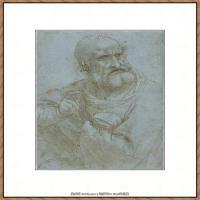 世界著名绘画大师达芬奇DaVinci油画作品高清大图蒙娜丽莎达芬奇世界著名油画作品高清图片 (99)