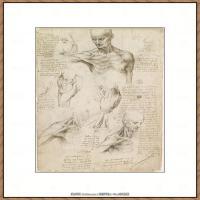 世界著名绘画大师达芬奇DaVinci油画作品高清大图蒙娜丽莎达芬奇世界著名油画作品高清图片 (89)