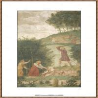 世界著名绘画大师达芬奇DaVinci油画作品高清大图蒙娜丽莎达芬奇世界著名油画作品高清图片 (97)