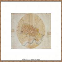 世界著名绘画大师达芬奇DaVinci油画作品高清大图蒙娜丽莎达芬奇世界著名油画作品高清图片 (80)