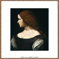 世界著名绘画大师达芬奇DaVinci油画作品高清大图蒙娜丽莎达芬奇世界著名油画作品高清图片 (85)